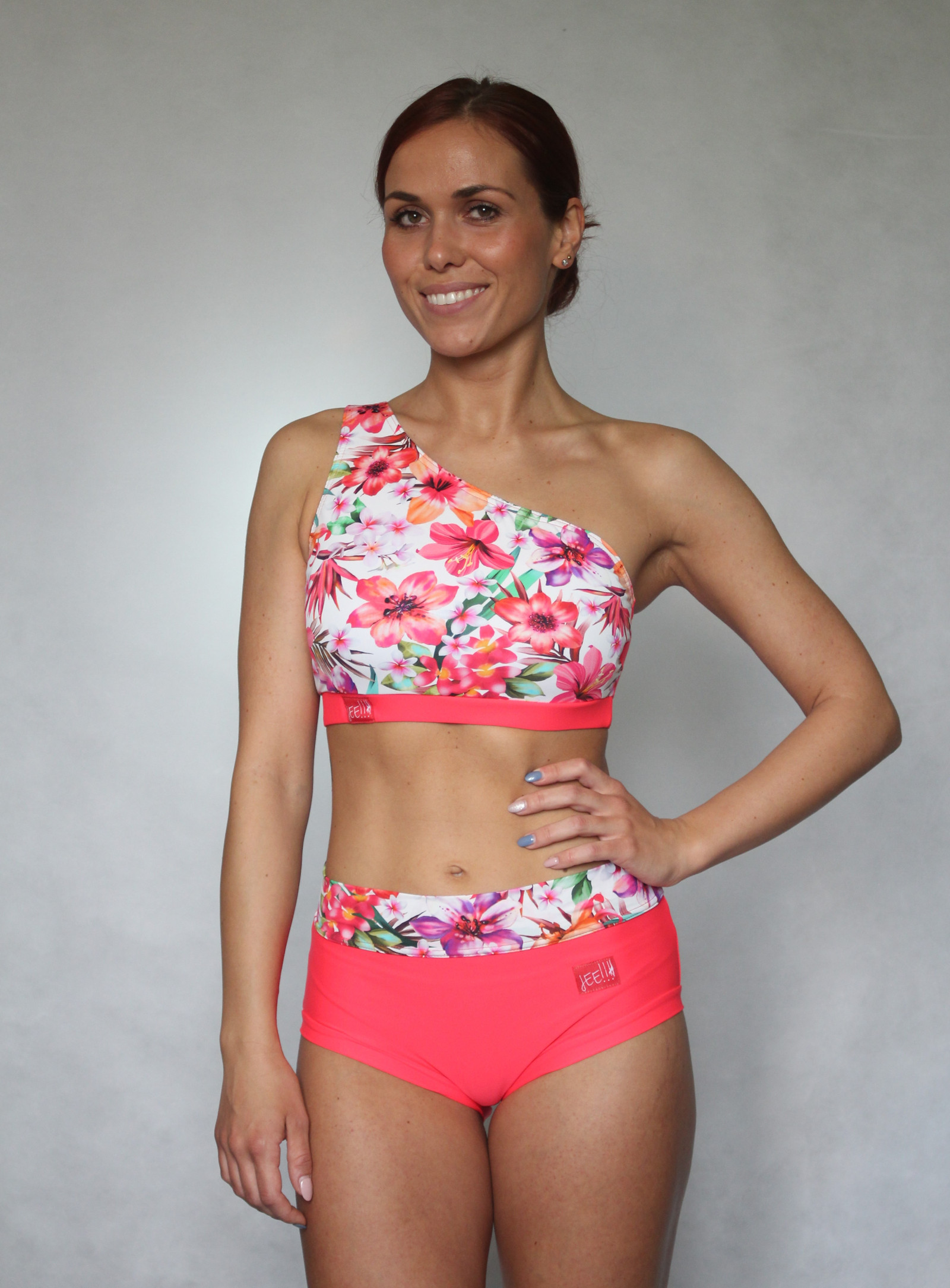 Top Roxy Tropicana